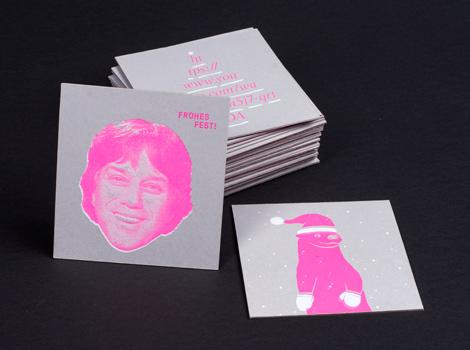 X-MAS CARDS